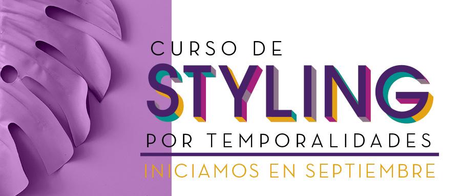 Curso de styling por temporadas