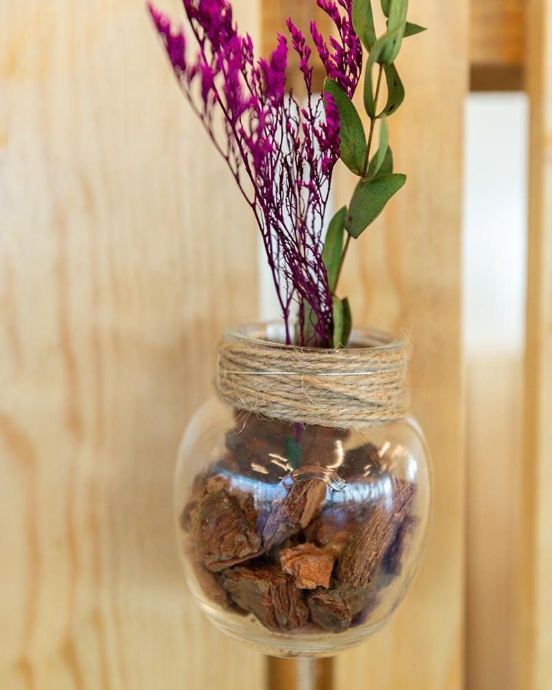 Envase con detalle floral para desayuno en Facebook México